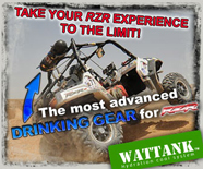 RZR Drink While Driving